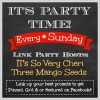 Thumbnail image for Party Time 8-24-2014