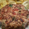 Thumbnail image for Mexican Fiesta Taco Turkey Burger