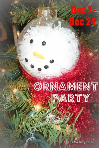 Ornament Party