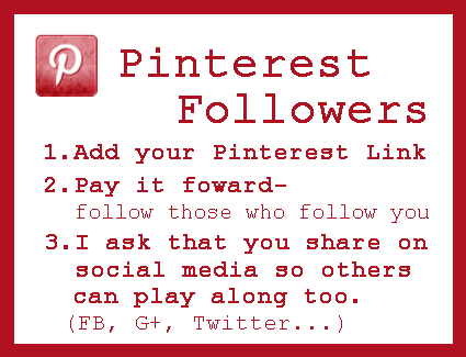 Pinterest Followers Party