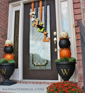 Fall Front Porch by Sand &amp; Sisal Thumbnail