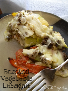 Roasted-veg-Lasagna