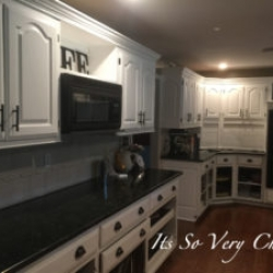 Thumbnail image for The Bungalow Kitchen Update 2-before, during and now